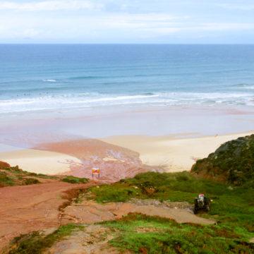 Praia da Almagreira – Peniche