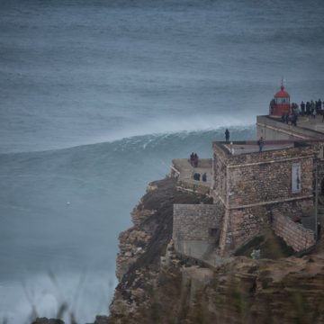 The North Canyon – Nazare